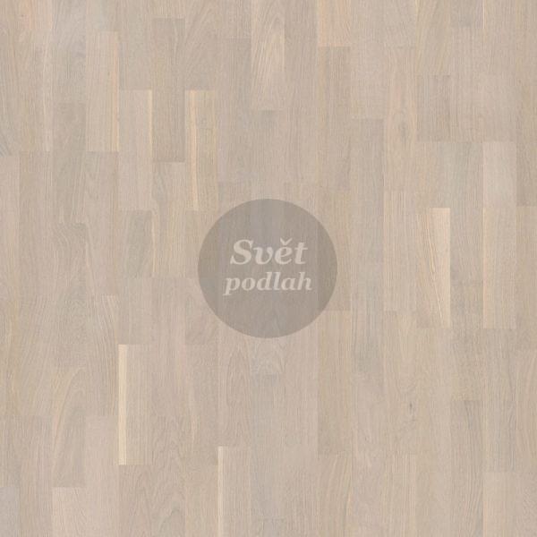 Třívrstvá dřevěná podlaha Boen DesignWood Dub bílý Super Concerto